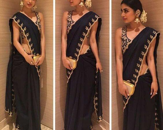4 TV Actresses To Follow For Designer Saree Trends