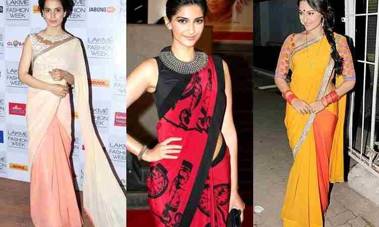 Breathtaking Bollywood sarees to spice up every occasion