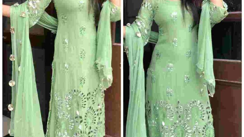 Salwar Suits- The Glory Of Indian Fashion