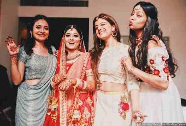 online wedding lehenga