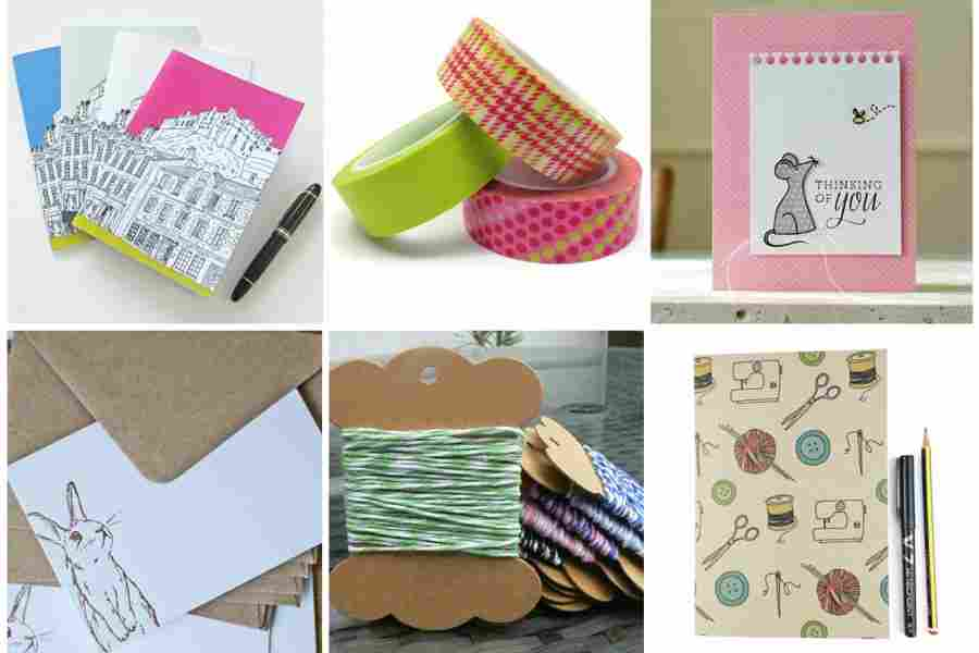 Gifts for stationery lovers: