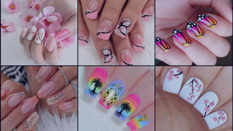 Do Up Your Nails This Summer!
