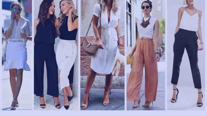 Joyful Outfits To Wear This Summer!