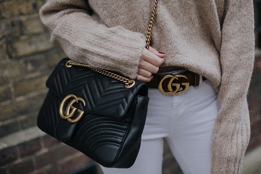 My Gucci Mormont Bag