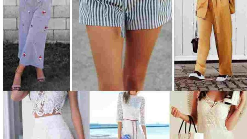 7 Sizzling Summer Style Trends